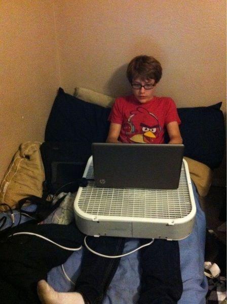 cooling,box fan,fan,laptop,air conditioning