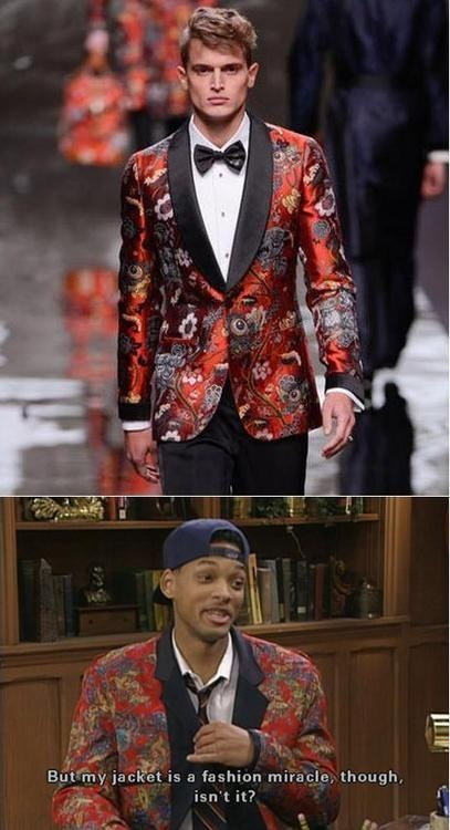 Do You Think Louis Vuitton's a Fresh Prince Fan?
