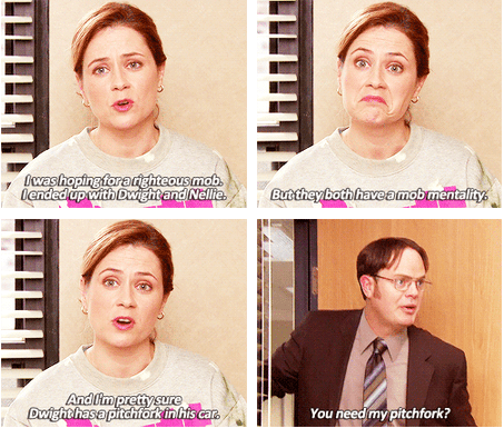 the office,jenna fischer,rainn wilson,actor,NBC,TV,funny