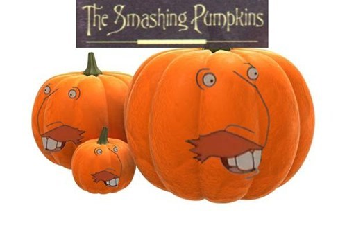 smashing pumpkins,puns,nigel thornberry,Music FAILS,g rated