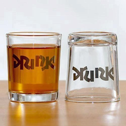 The Informative Shotglass