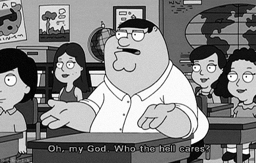 school,boring,family guy,Peter Griffin