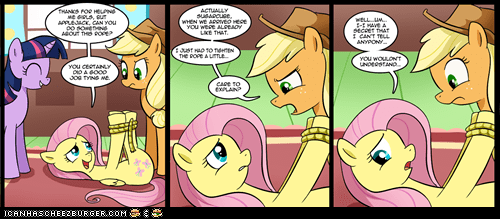 MY LITTLE PONY PLAY:  My Little Dirty Secret