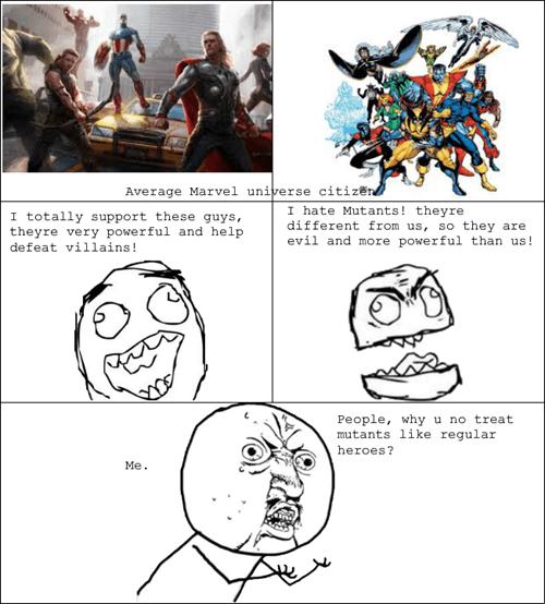 Marvel Society Is Strange?