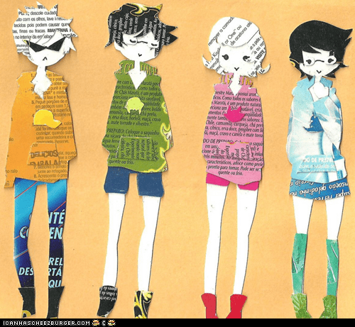 Magazine'd