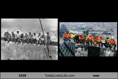 men,construction,now,skyscraper,TLL,1929