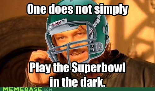 One Does Not Simply Superbowl