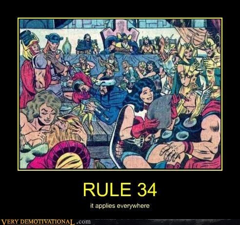 Rule 34 in Asgard