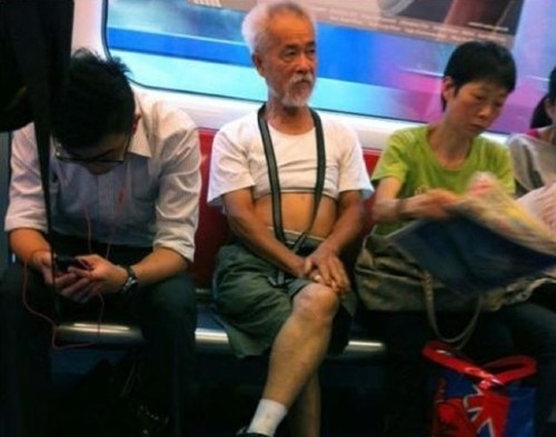 midriff,belly,bus