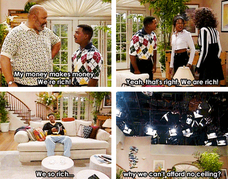 The Fresh Prince Cast Breaks the Fourth Wall