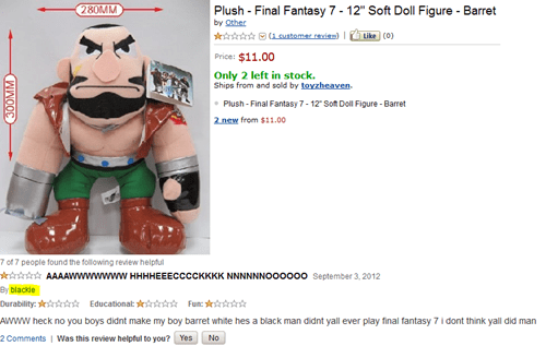 Seriously, It's Just a Plush