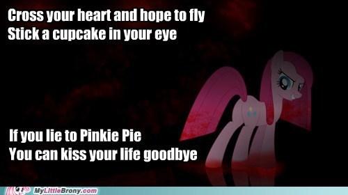 Pinkie Promise?