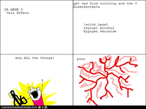 Dr. Meme 5: Veins