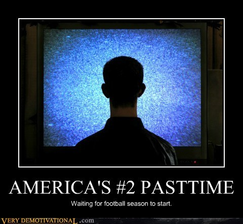 America's #2 Past Time Is Just Beginning