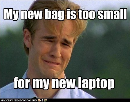 First bag problems