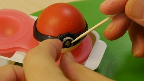 Who is Hidden Inside This Edible Pokéball?