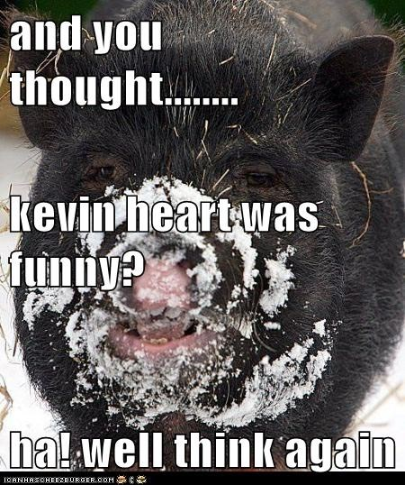 and you thought........ kevin heart was funny? ha! well think again