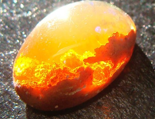 Is This Opal Actually the Eye of Sauron in Disguise?