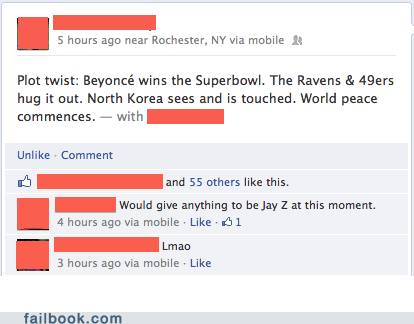 Superbowl Twist FTW