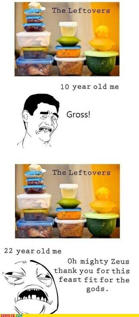 age,leftovers,everything,gross,food