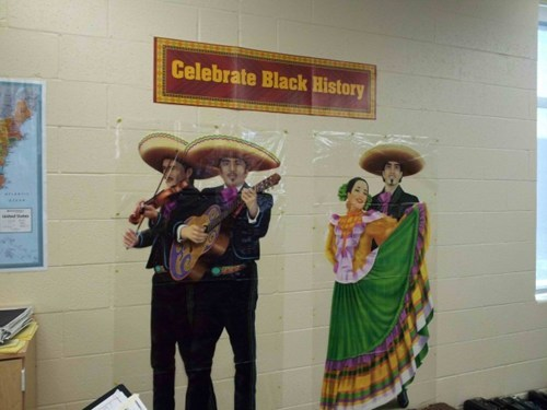 Celebrating History, One Wrong Ethnicity at a Time