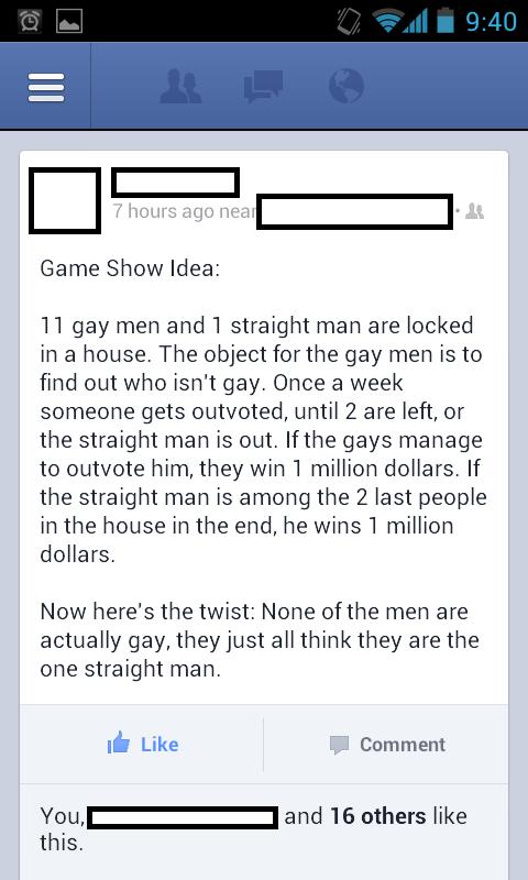 Game Show Idea