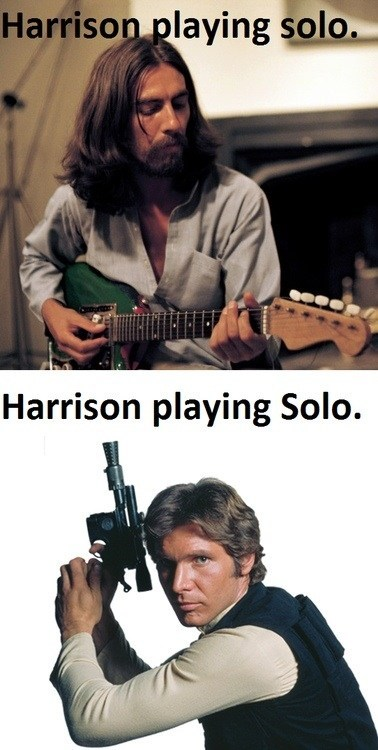 the Beatles,star wars,george harrison,Music FAILS,g rated