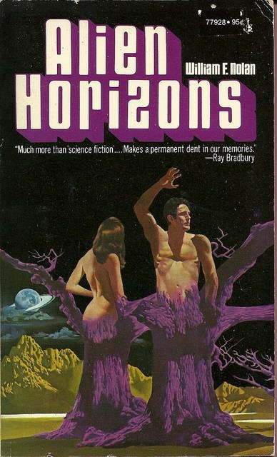 WTF Sc-Fi Book Covers: Alien Horizons