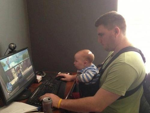 Parents Can Still Game