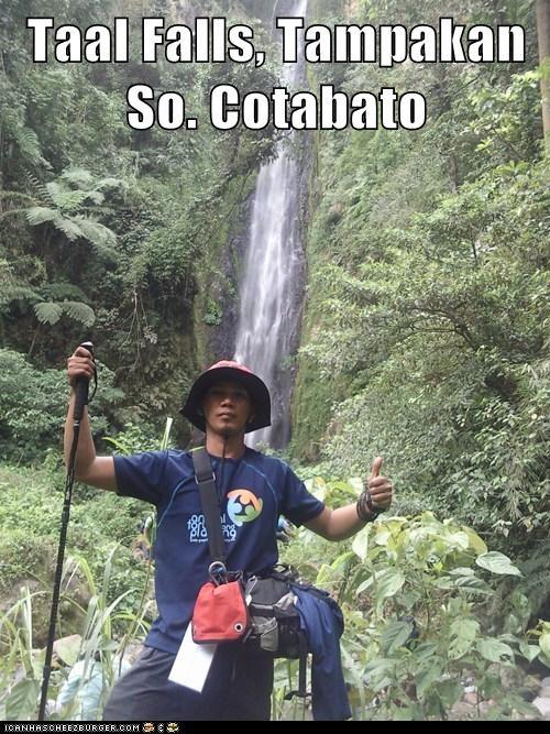 Taal Falls, Tampakan So. Cotabato