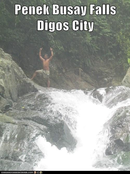 Penek Busay Falls Digos City