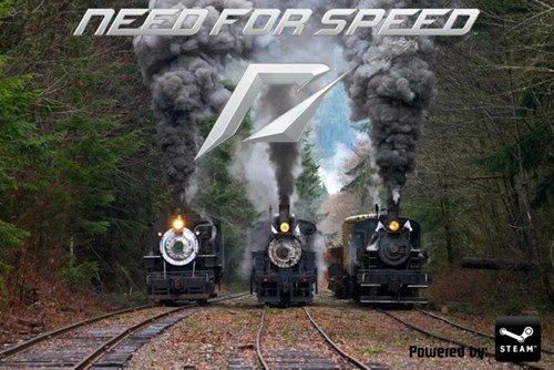 Need For Speed (powered by Steam)