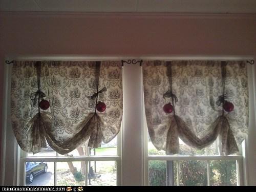 Curtain Face