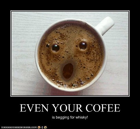 EVEN YOUR COFEE
