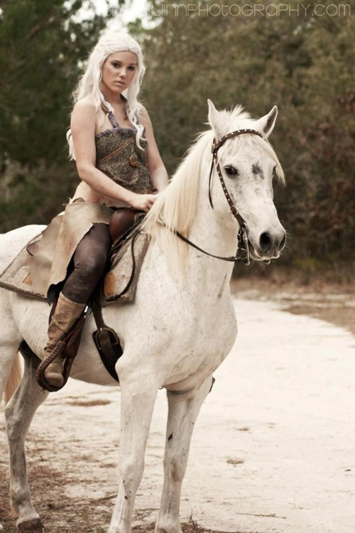 cosplay,Game of Thrones,khaleesi,Daenerys Targaryen