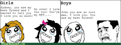boys,gender differences,girl