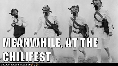 MEANWHILE, AT THE CHILIFEST