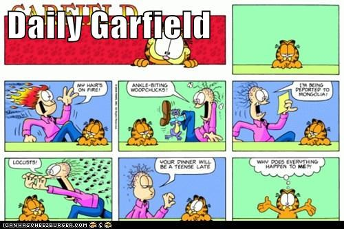 Daily Garfield
