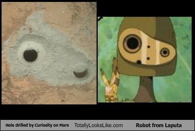 drills,laputa,robot,TLL,Mars