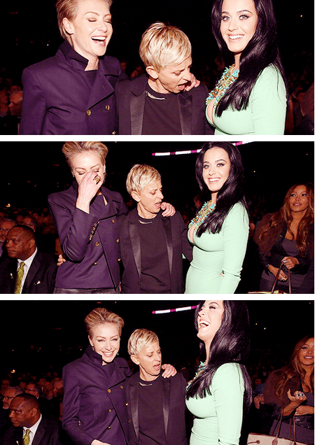 Photo Op of the Day: Ellen be all Like Gaht DAMN!