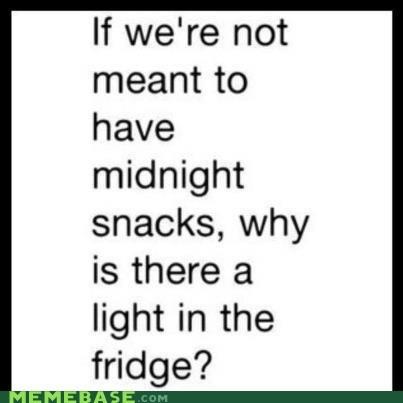 snacks,fridges,logic