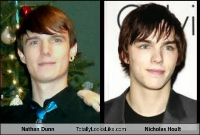Nathan Dunn Totally Looks Like Nicholas Hoult