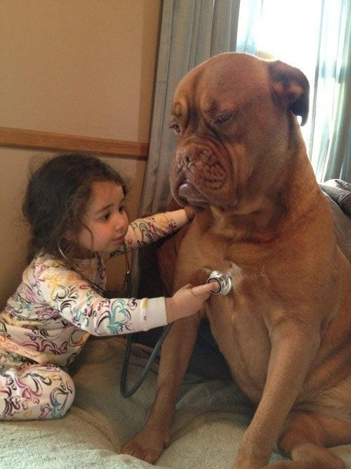 I Don't Think This Kid is Licensed to Practice Medicine
