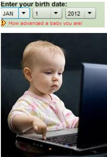 Babby's First Captcha