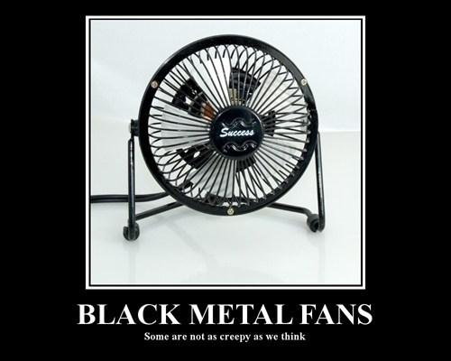 Black Metal Fans