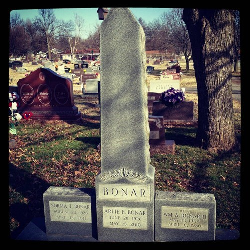 Considering the Name, Maybe a Poor Choice of Gravestone