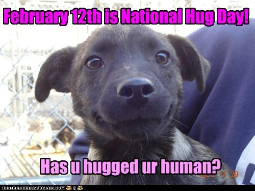Happy National Hug Day!!