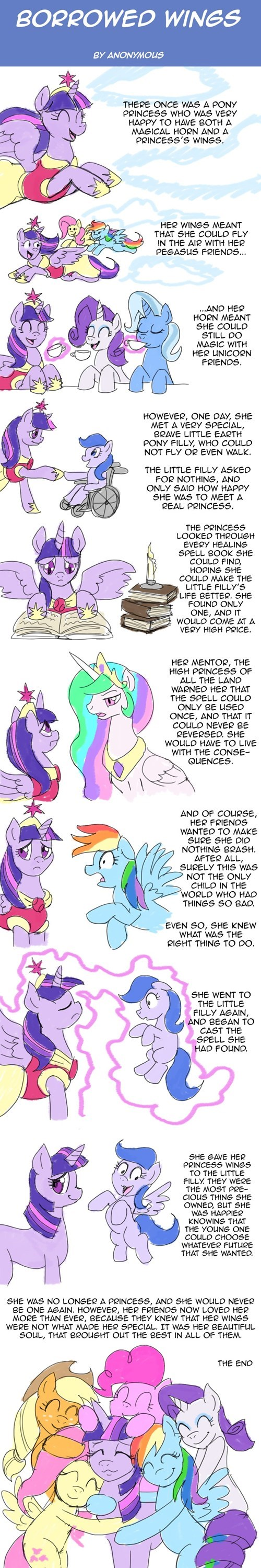 Twilight Always Does What is Best