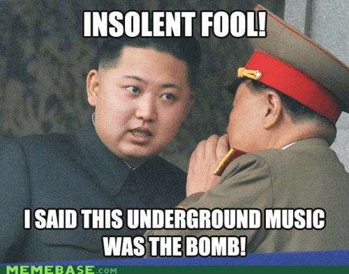 North Korea's Underground Music Scene Gone Wrong