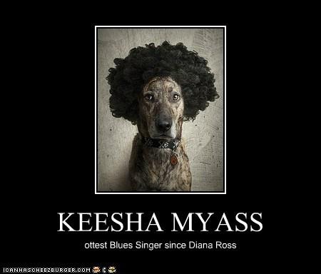 KEESHA MYASS